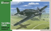 Fiat G50bis Freccia Luftwaffe & Croatian AF WWII Fighter