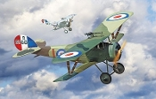 Nieuport 27 Biplane Fighter