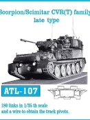 1/35 Scorpion/ Scimitar CVR(T) Late Track Set (180 Links)