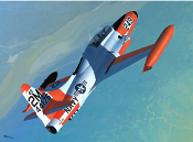 Lockheed T2V-1/T-1A Seastar