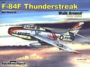 F-84F Walk Around