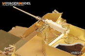 1/35 Modern US Army HUMVEE carried M2 machine gun (full kit)