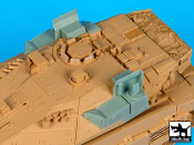 1/35 Trophy system for Merkava IV upgrade set