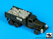 1/72 GMC 353 accessories set