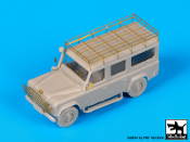 1/72 Land Rover 110 Defender complete kit