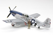 P51B Mustang Blue Nose Fighter (Ltd Edition)