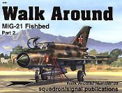 MiG-21 Fishbed Walk Around Pt.II