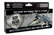 USAF Colors 'Air War Color Series'