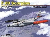 F-89 Scorpion Walk Around