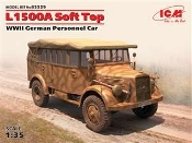 L1500A WWII German Personnel Car