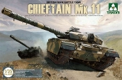 British Chieftain Mk.11