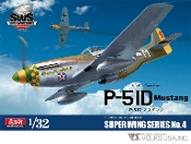 P-51D Mustang in 1/32 scale