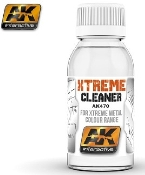 Xtreme Cleaner for Xtreme Metal Color Range 100ml Bottle