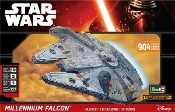 Star Wars: Millennium Falcon (Master Series. A Fine Molds Model Kit)