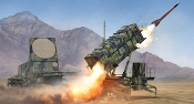 M901 Patriot SAM Launching Station & AN/MPQ53 Radar Set of MIM104 Patriot SAM System