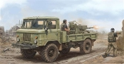 Russian GAZ-66 Light Truck with ZU-23-2