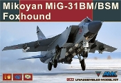 MiG31BM/BSM Foxhound Fighter