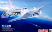 X47B UCAV (unmanned combat air system) USN Modern Aircraft