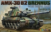 French AMX-30 B2 Brennus Main Battle Tank 1966-2006