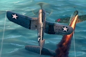 F4U-1 Corsair Late Version