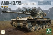 AMX13/75 French Light Tank w/SS11 ATGM Gun (2 in 1)