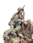 1/35 German Trench Raider WWI