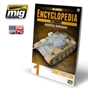 ENCYCLOPEDIA OF ARMOUR MODELLING TECHNIQUES VOL. 1 – CONSTRUCTION (English)