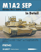 M1A2 Abrams Main Battle Tank in detail