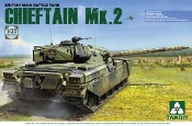 British Chieftain Mk 2 Main Battle Tank