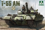 Russian T55AM Medium Tank