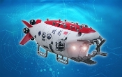 Chinese Jiaolong Manned Submersible (Pre-Painted)
