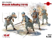 French Infantry 1916 (4)