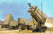 MIM104F Patriot Surface-to-Air Missile (SAM) System PAC3 M901 Launching Station