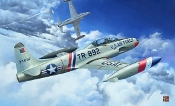 T33A Shooting Star Early Version Fighter (Plastic Kit)