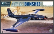 F2H2/2P Banshee Jet Fighter
