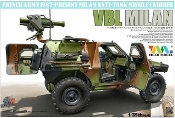 French VBL Milan Anti-Tank Missile Launcher Vehicle 1987-Present