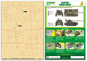 1/35 Airbrush CAMO-MASK for 1/35 AMX13/75 Camouflage Scheme 1