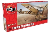 Fokker E II Eindecker German Fighter
