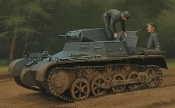 German Panzer I Ausf A Sd.Kfz.101 (Early/Late Version)