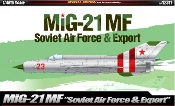 MiG21MF Soviet Air Force & Export Supersonic Jet Fighter