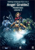 Painting Miniatures from A to Z Masterclass Vol.2 Manual Book