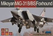MiG31B/BS Foxhound Fighter (New Variant)
