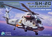 SH-2G Super Seasprite USN Helicopter