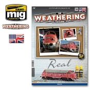 "THE WEATHERING MAGAZINE SSUE 18 - ""REAL"" (ENGLISH)"
