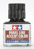 Brown Panel Line Accent Color (40ml Bottle)