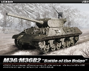 M36/M36B2 US Army Tank Destroyer Battle of Bulge