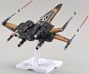 Star Wars The Force Awakens: Poe's X-Wing Fighter