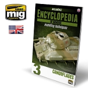 ENCYCLOPEDIA OF ARMOUR MODELLING TECHNIQUES VOL. 3 – CAMOUFLAGES (English)