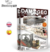 Damaged Weathered & Worn Models Magazine Issue 1