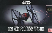 Star Wars The Force Awakens: First Order Special Forces Tie Starfighter